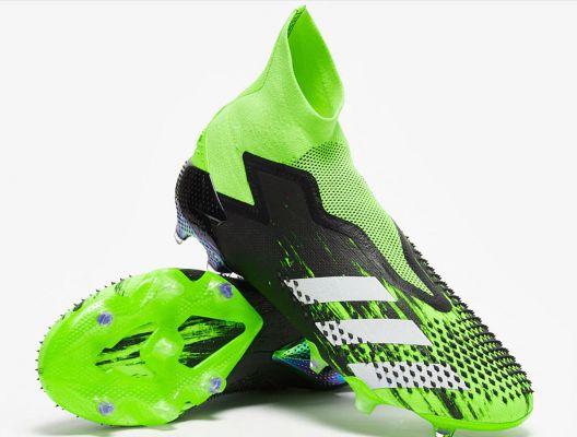 New adidas Predator Mutator+ FG Signal Green/White/Core Black