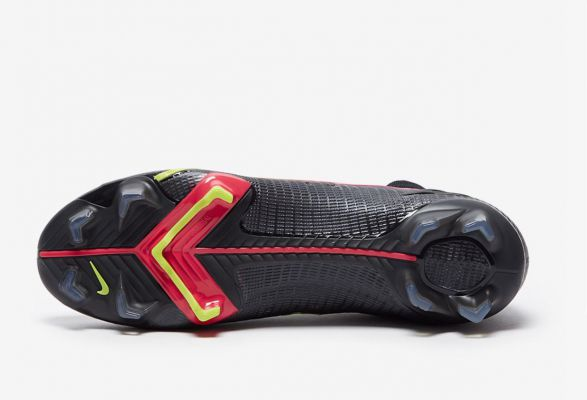 New Nike Mercurial Superfly 8 Elite FG -  Black/Cyber/Off Noir