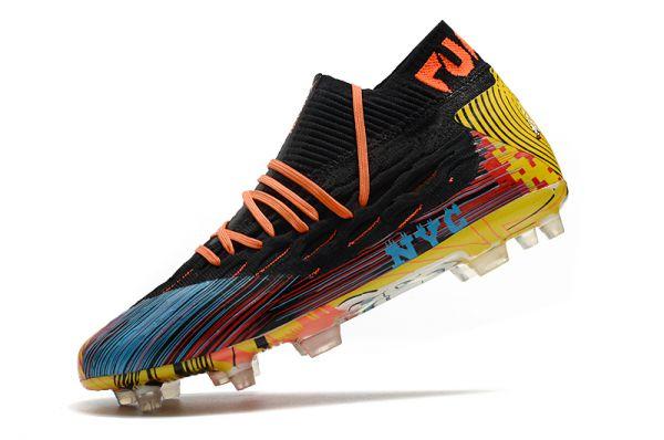 Puma Future 6.1'Eight by Eight' 'Black / Multicolor'