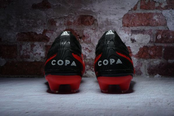 adidas Copa 20+ FG Active Red Footwear White Core Black