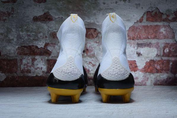 adidas Predator Mutator 20+ FG/AG Inflight - White/Gold Metallic/Core Black