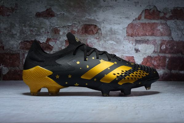 adidas Predator Mutator 20.1 Low FG/AG Core Black/Gold Metallic